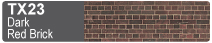 Scalescenes Dark Red Brick Swatch