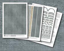 Scalescenes Grey Brick Engineers