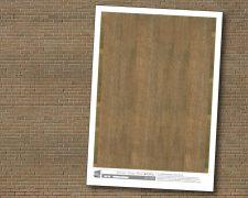 Scalescenes Modern Brown Brick
