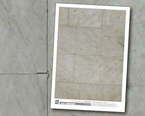 Scalescenes Concrete Ground