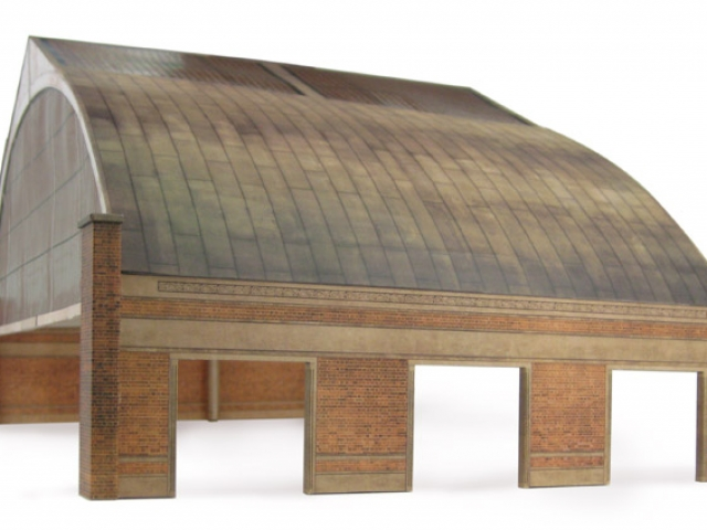 Scalescenes Large Overall Roof