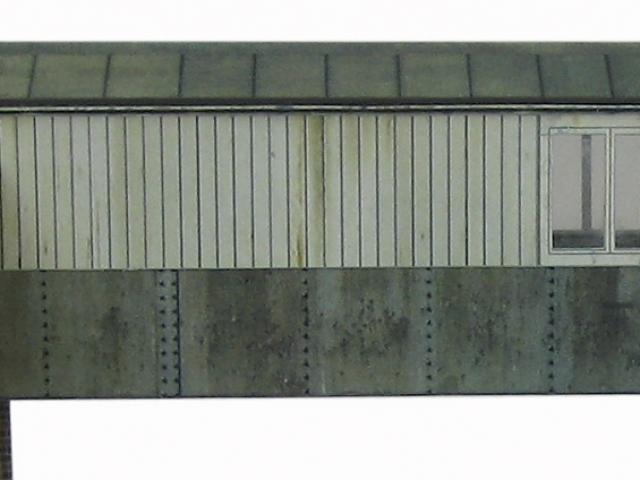 Scalescenes Footbridge