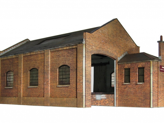 Scalescenes Goods Shed
