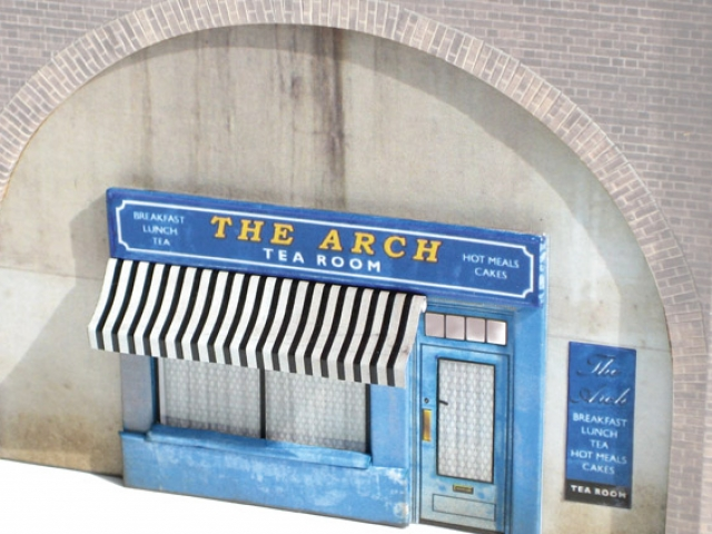 Scalescenes Shops Under Arches