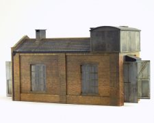 Scalescenes Small Engine Shed