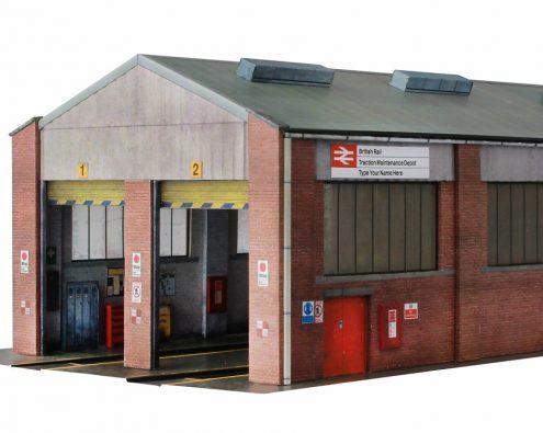 Scalescenes Diesel Depot