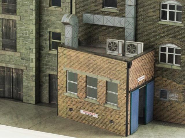 Scalescenes Low ReliefHigh Street Backs