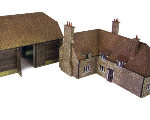 Scalescenes Farmhouse and Barn