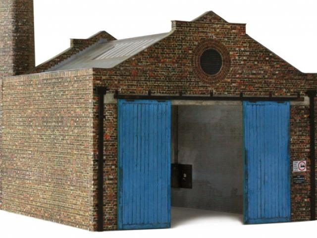 Scalescenes Industrial B Boilerhouse