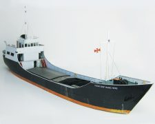 Scalescenes Cargo Ship