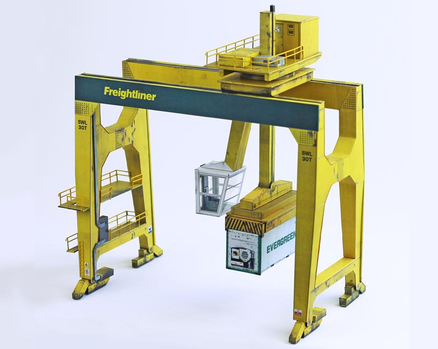 T032 Gantry Crane Scalescenes