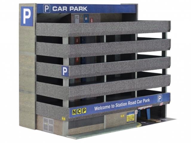 Scalescenes Multi-storey Car Park