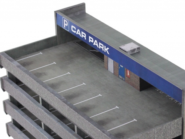 Scalescenes Multi-storey Car Park