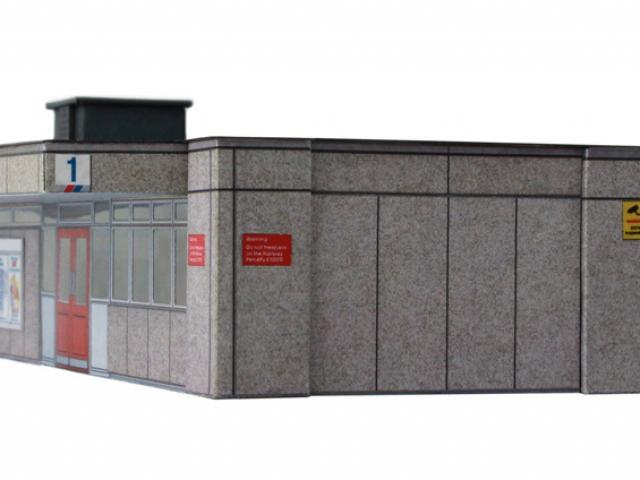Scalescenes CLASP Modular Building