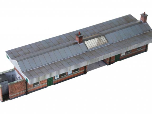 Scalescenes Island Platform Building