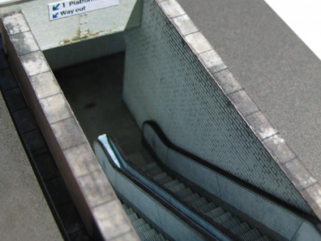 Scalescenes Platform Subway