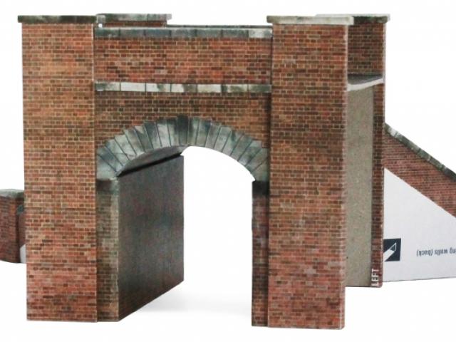 Scalescenes Small Arched Bridge
