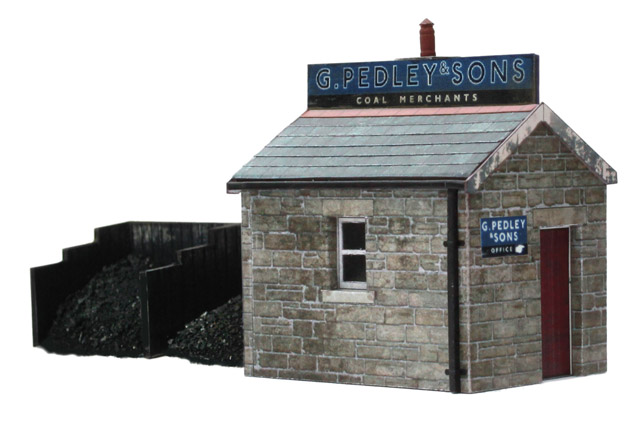 Scalescenes Weighbridge or Coal Office
