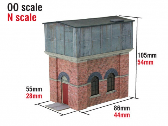 Scalescenes Water Tower