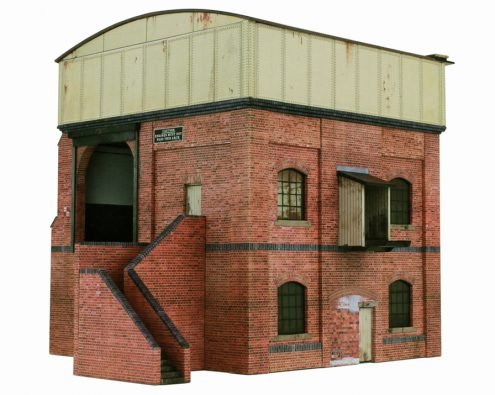Scalescenes R026 Coaling Stage