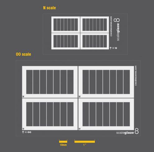 Scaleglaze 8 Modern industrial windows
