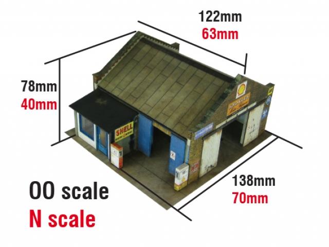 Scalescenes Garage