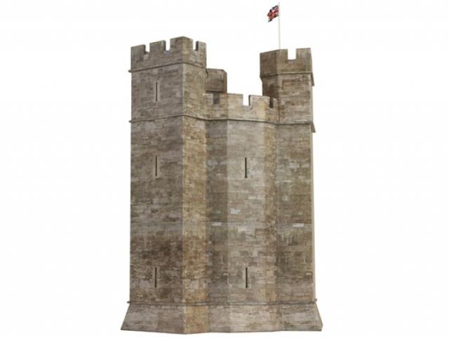 Scalescenes Castle Folly