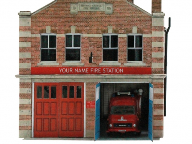 Scalescenes Fire Station