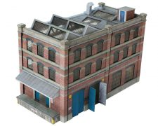 Scalescenes T026a Factory/warehouse