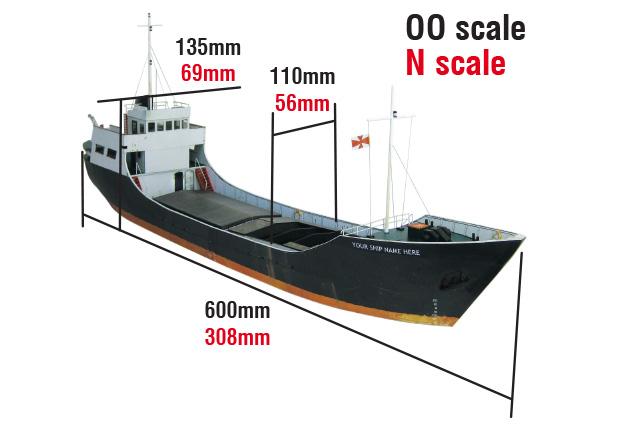 T030 Cargo Ship