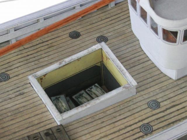 Scalescenes Fishing Boat