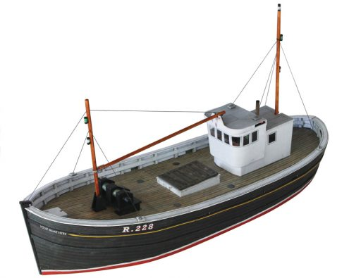 Scalescenes Fishing Boat